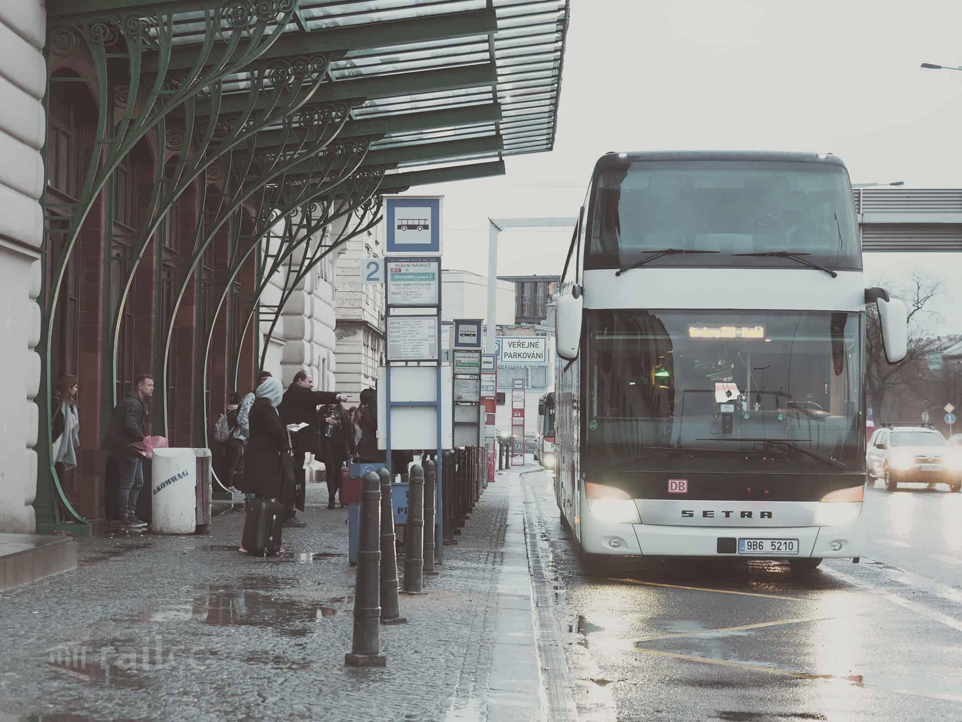 Bus Service Germany