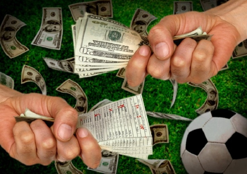 sports betting are listed as under: